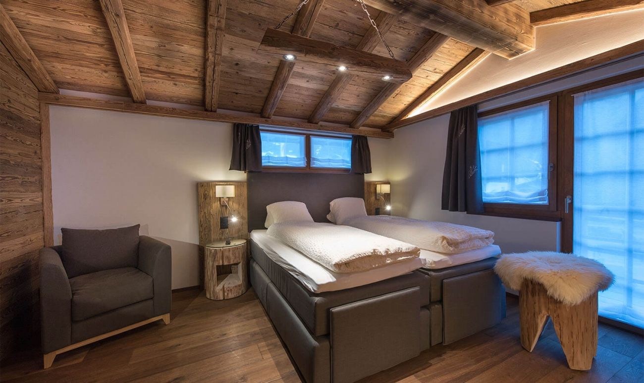 Beck Konzept Ref Hotel Silvana Mountain Lodge Zermatt